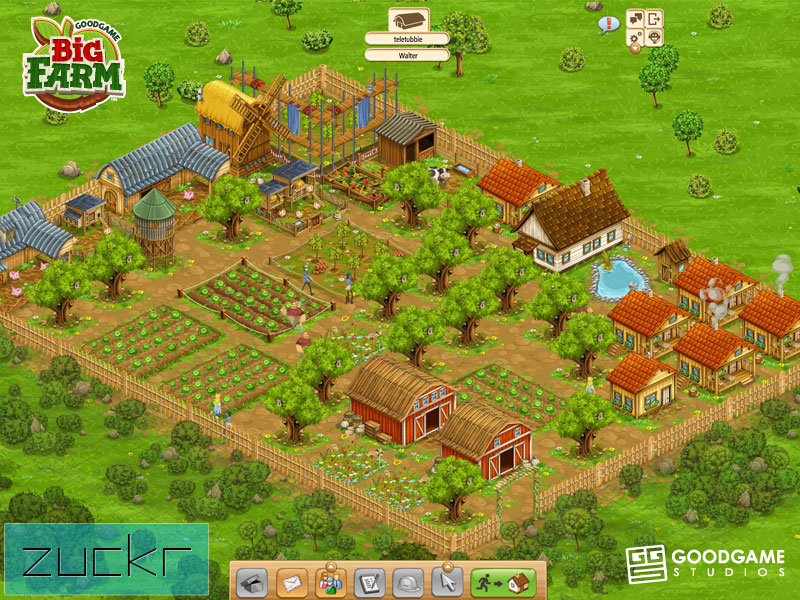 Bigfarm Goodgame